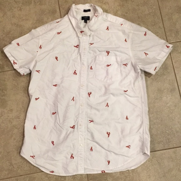 J. Crew Other - Crawfish shirt *NEW*